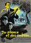"Movie Posters:Drama, To Kill a Mockingbird (Universal International, 1963). FrenchAffiche (21.5"" X 30"").. ..."