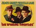 "Movie Posters:Crime, The Roaring Twenties (Warner Brothers, 1939). Lobby Card (11"" X14"").. ..."