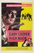 "Movie Posters:Western, High Noon (United Artists, 1952). One Sheet (27"" X 41"").. ..."