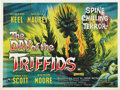 """Movie Posters:Science Fiction, The Day of the Triffids (Rank, 1962). British Quad (30"""" X 40"""")....."""