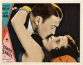 "Movie Posters:Crime, Slightly Scarlet (Paramount, 1930). Lobby Card (11"" X 14"").. ..."