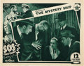 "Movie Posters:Adventure, S.O.S. Coast Guard (Republic, 1937). Lobby Card (11"" X 14"") ChapterFive - ""The Mystery Ship."". ..."