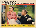 """Movie Posters:Comedy, Mrs. Wiggs of the Cabbage Patch (Paramount, 1934). Lobby Card (11""""X 14"""").. ..."""
