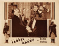 "Movie Posters:Comedy, Beau Hunks (MGM, 1932). Lobby Card (11"" X 14"").. ..."