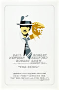 "Movie Posters:Crime, The Sting (Universal, 1974). International One Sheet (27"" X 41"")....."