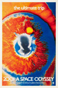 "Movie Posters:Science Fiction, 2001: A Space Odyssey (MGM, 1969). One Sheet (27"" X 41"").. ..."
