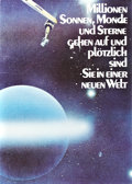 "Movie Posters:Science Fiction, Star Wars (20th Century Fox, 1977). German A1 (23"" X 33"") Advance....."