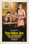 """Movie Posters:Comedy, The Skyrocket (Associated Exhibitors, 1926). One Sheet (27"""" X41"""").. ..."""