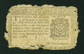 Colonial Notes:New York, New York August 13, 1776 $2 Good....