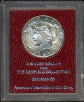 Additional Certified Coins, 1926-S $1 Redfield Hoard MS65 Paramount (MS62). Mintage: 6,980,000. (#7369)...