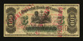 Canadian Currency: , Toronto, ON- Imperial Bank of Canada Counterfeit $100 Jan. 2, 1917Ch. # 375-16-24C. ...
