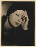 "Movie Posters:Romance, Greta Garbo in ""Inspiration"" by Clarence Sinclair Bull (MGM, 1931).Portrait (10"" X 13"").. ..."