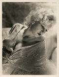 "Movie Posters:Miscellaneous, Jean Harlow (MGM, 1930s). Portrait (10"" X 13"").. ..."