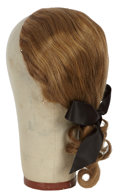 Movie/TV Memorabilia:Costumes, Marlon Brando Mutiny on the Bounty Screen-Worn Wigs....(Total: 3 Items)