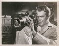 """Movie Posters:Hitchcock, James Stewart in """"Rear Window"""" (Paramount, 1954). Photos (2) (8"""" X 10"""").. ... (Total: 2 Items)"""