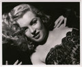 """Movie Posters:Comedy, Marilyn Monroe in """"Love Happy"""" (United Artists, 1950). Portrait (8"""" X 10"""").. ..."""