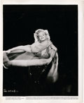 """Movie Posters:Romance, Marilyn Monroe in """"The Prince and the Showgirl"""" (Warner Brothers, 1957). Art Photos (3) (8"""" X 10"""").. ... (Total: 3 Items)"""