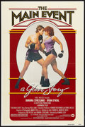 "Movie Posters:Sports, The Main Event (Warner Brothers, 1979). One Sheets (2) (27"" X 41""). Sports.. ... (Total: 2 Items)"