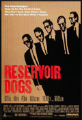 """Movie Posters:Crime, Reservoir Dogs (Miramax, 1992). One Sheet (27"""" X 40"""") SS. Crime....."""