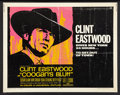 "Movie Posters:Crime, Coogan's Bluff (Universal, 1968). Half Sheet (22"" X 28""). Crime....."