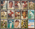 Baseball Cards:Lots, 1957 Topps Baseball Collection (62) with Over 25 Hall of Famers!...