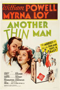"Movie Posters:Mystery, Another Thin Man (MGM, 1939). One Sheet (27"" X 41"") Style C.. ..."