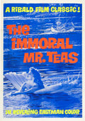 """Movie Posters:Adult, The Immoral Mr. Teas (Pad-Ram Enterprises, 1959). One Sheet (30"""" X 42.5"""").. ..."""