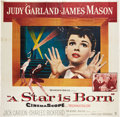 """Movie Posters:Musical, A Star Is Born (Warner Brothers, 1954). Six Sheet (81"""" X 81"""").. ..."""