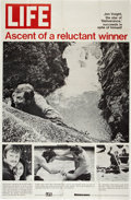 "Movie Posters:Action, Deliverance (Warner Brothers, 1972). Poster (40"" X 60"") Advance,LIFE Magazine Style.. ..."