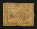 Colonial Notes:Continental Congress Issues, Continental Currency July 22, 1776 $4 Very Good....