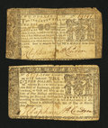 Colonial Notes:Maryland, Two Maryland March 1, 1770 Notes.... (Total: 2 notes)