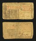Colonial Notes:New Jersey, Two New Jersey May 1, 1758 Notes.... (Total: 2 notes)