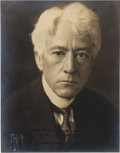 Autographs:Photos, 1925 Kenesaw Mountain Landis Signed Photograph....