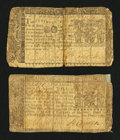 Colonial Notes:Maryland, Two Very Good January 1, 1767 Maryland Notes.... (Total: 2 notes)