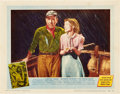 "Movie Posters:Adventure, The African Queen (United Artists, 1952). Lobby Card (11"" X 14"")....."