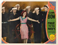 """Movie Posters:Comedy, True to the Navy (Paramount, 1930). Lobby Cards (3) (11"""" X 14"""")..... (Total: 3 Items)"""