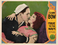 """True to the Navy (Paramount, 1930). Lobby Cards (3) (11"""" X 14""""). ... (Total: 3 Items)"""
