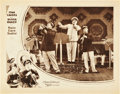 "Movie Posters:Comedy, You're Darn Tootin' (MGM, 1928). Lobby Card (11"" X 14"").. ..."