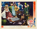 "Movie Posters:Comedy, Babes in Toyland (MGM, 1934). Lobby Card (10.75"" X 13.75"").. ..."