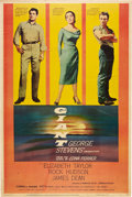 "Movie Posters:Drama, Giant (Warner Brothers, 1956). Poster (40"" X 60"") Style Z.. ..."
