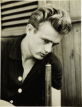 Movie/TV Memorabilia:Photos, James Dean Photo by Jean Howard. ...