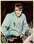 Music Memorabilia:Photos, Elvis Presley Vintage Promotional Photo....