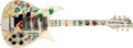 Musical Instruments:Electric Guitars, Beatles Related - John Lennon Limited Edition Rickenbacker Guitar....