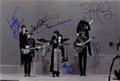 Music Memorabilia:Autographs and Signed Items, Jefferson Airplane Signed Photo....