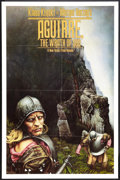 "Movie Posters:Adventure, Aguirre, The Wrath of God (New Yorker Films, 1977). One Sheet (27""X 41""). Adventure.. ..."