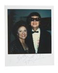 Music Memorabilia:Autographs and Signed Items, Roy Orbison Signed Photo....