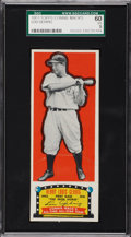 Baseball Cards:Singles (1950-1959), 1951 Topps Connie Mack's All Stars Lou Gehrig SGC 60 EX 5....