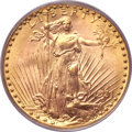Saint-Gaudens Double Eagles, 1931-D $20 MS64 PCGS....