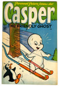 Golden Age (1938-1955):Cartoon Character, Casper the Friendly Ghost #8 File Copy (Harvey, 1953) Condition: FN....