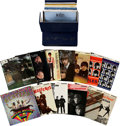 Music Memorabilia:Recordings, The Beatles The Beatles Singles Collection and Beatles EPSets (UK - EMI-Parlophone).... (Total: 39 )